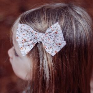 Other - Handmade Fabric Bow